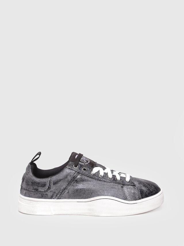 Diesel - S-CLEVER LOW W, Dark Melange - Sneakers - Image 1
