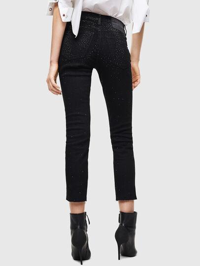 Diesel - Babhila 0093R, Black/Dark grey - Jeans - Image 2