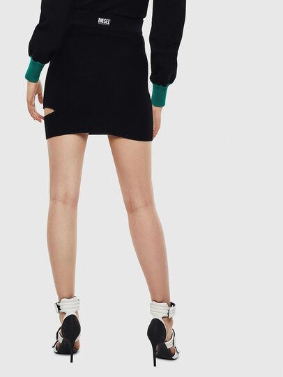 Diesel - M-SLAND, Black - Skirts - Image 2