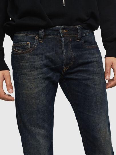Diesel - Safado 0890Z, Dark Blue - Jeans - Image 3