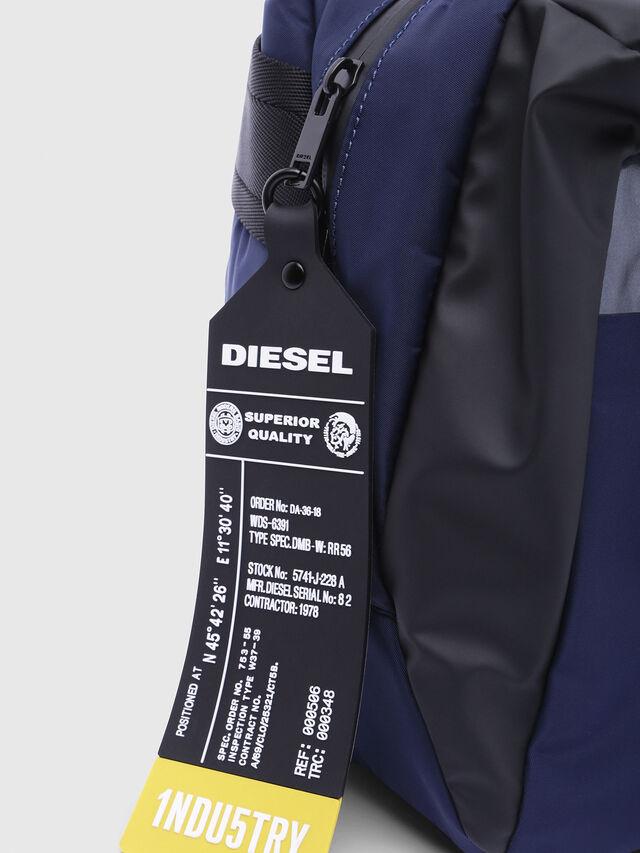Diesel - VOLPAGO CROSSPLUS, Blue/Black - Belt bags - Image 5