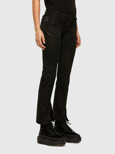 Diesel - Slandy 069NG, Black/Dark grey - Jeans - Image 7