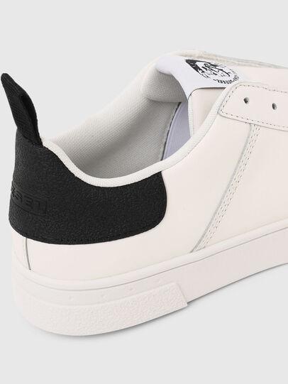 Diesel - S-CLEVER SO, White/Black - Sneakers - Image 3