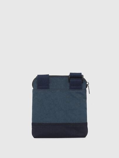 Diesel - VYGA, Blue - Crossbody Bags - Image 2