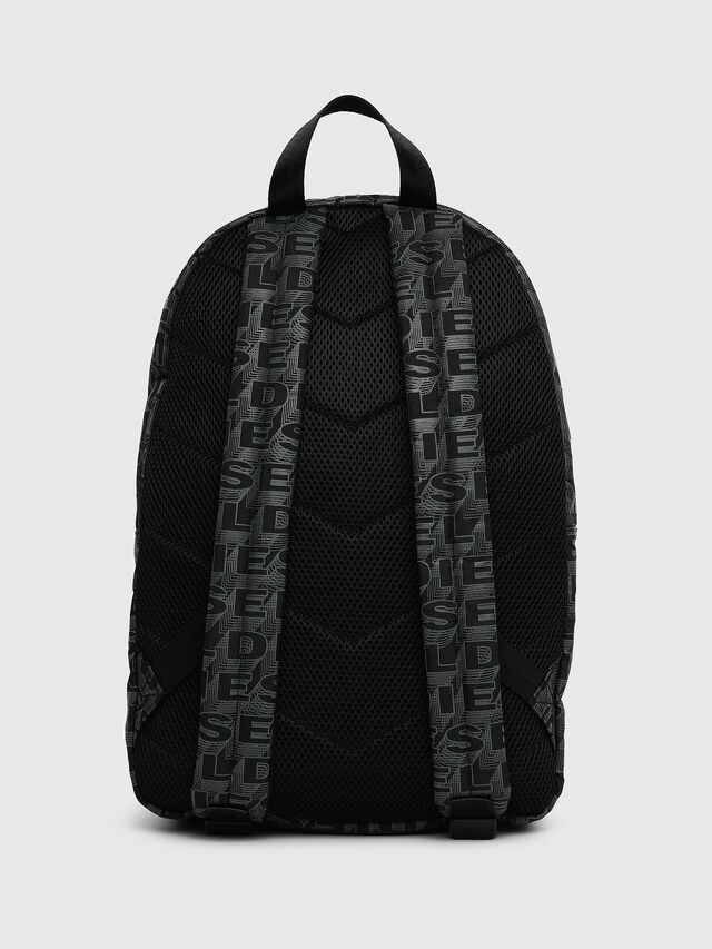 Diesel - F-DISCOVER BACK, Black/Grey - Backpacks - Image 2