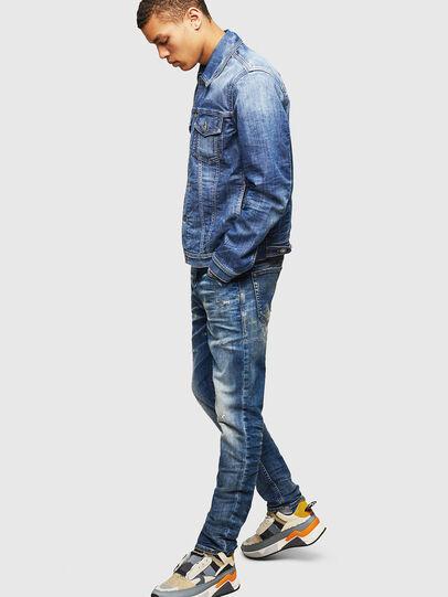 Diesel - Thommer JoggJeans 0870Q,  - Jeans - Image 6