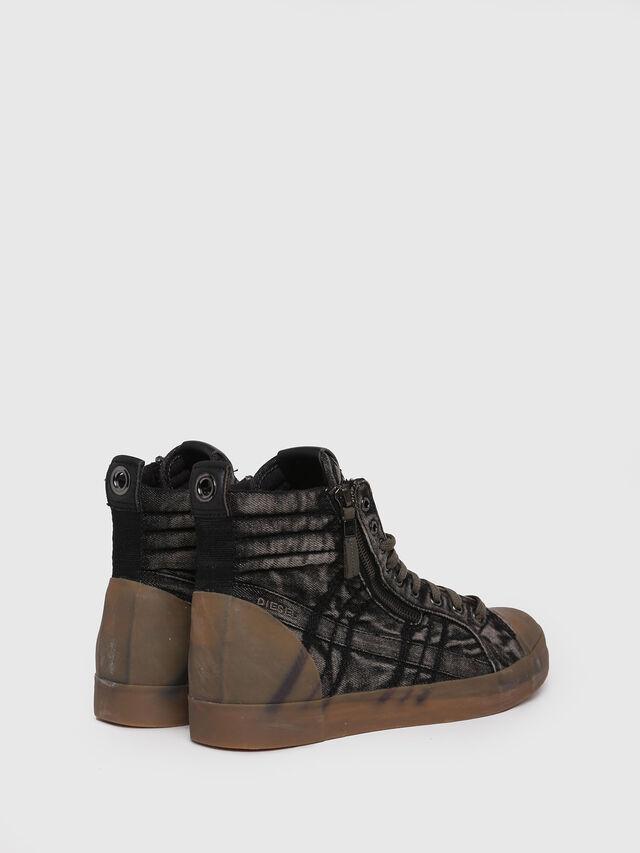 Diesel - D-VELOWS MID GUM, Black Jeans - Sneakers - Image 2