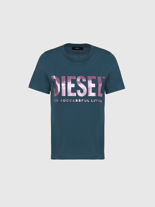 T-SILY-WX, Water Green - T-Shirts