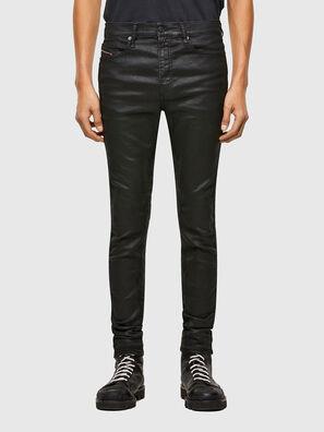 D-REEFT JoggJeans® 069TE, Black/Dark grey - Jeans