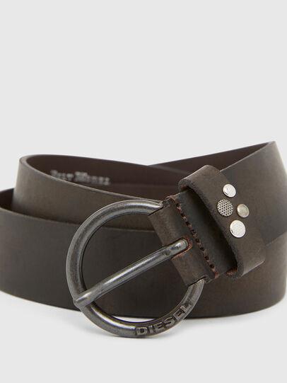 Diesel - B-WANNA, Brown - Belts - Image 2