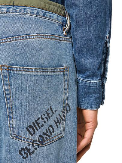 Diesel - DxD-P2 0CBBI, Light Blue - Jeans - Image 3
