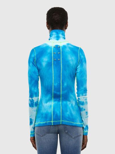 Diesel - T-LAPIS, Blue - T-Shirts - Image 2