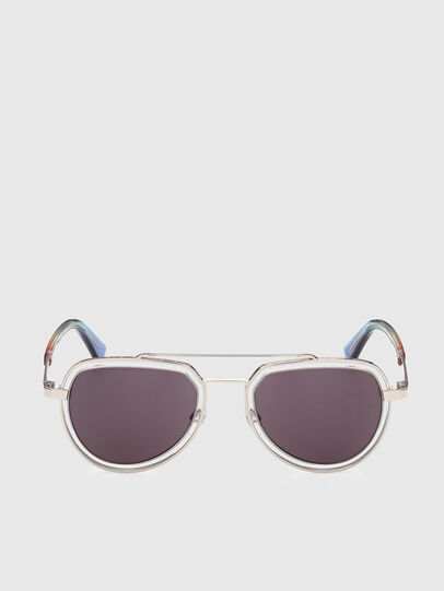 Diesel - DL0266, Multicolor - Sunglasses - Image 1