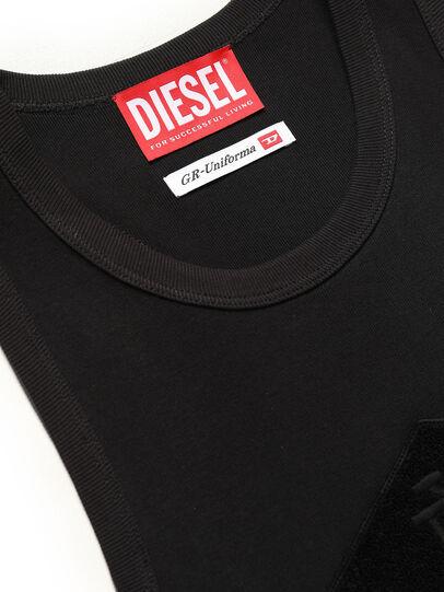 Diesel - GR02-T311, Black - Tops - Image 4