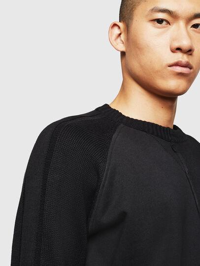 Diesel - K-BOX, Black - Knitwear - Image 3