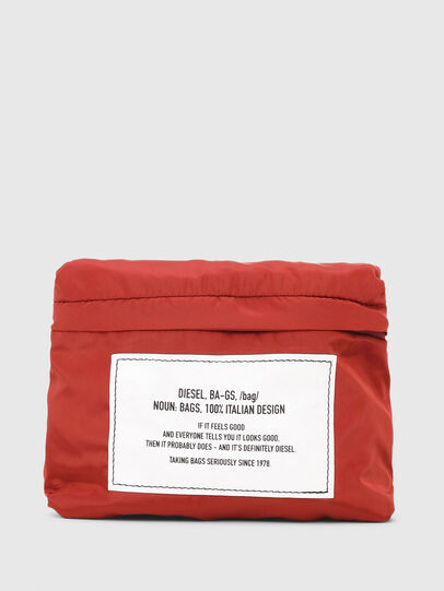 Diesel - SHOPAK, Red - Shopping and Shoulder Bags - Image 6