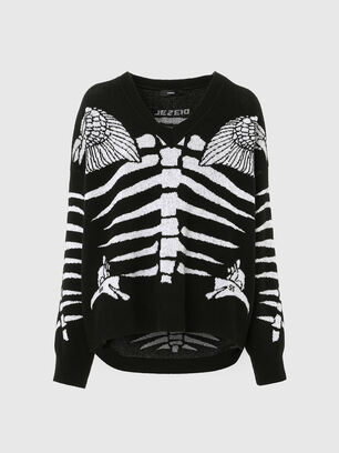 M-CRYSTAL, Black - Knitwear