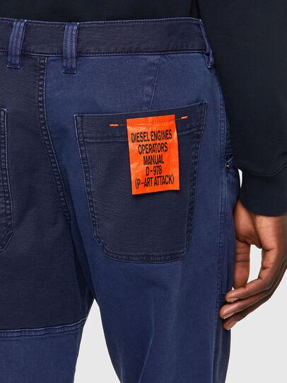 Diesel - D-Azerr 0GCAP, Blue - Jeans - Image 3