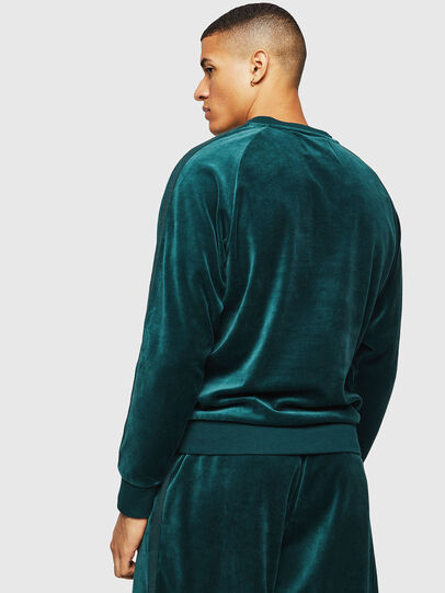 Diesel - UMLT-MAX, Dark Green - Sweaters - Image 2