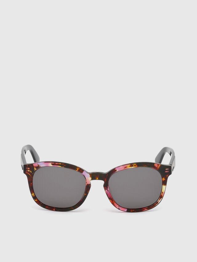 Diesel - DM0190, Brown - Sunglasses - Image 1