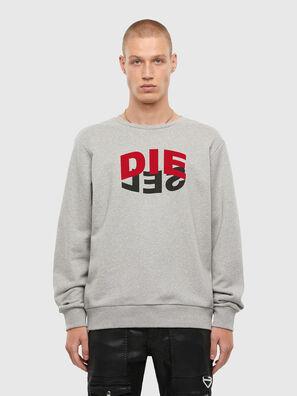 S-GIRK-N80, Light Grey - Sweaters