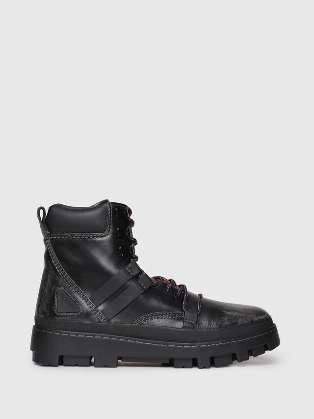 Diesel - D-VIBE HIKEB, Black - Boots - Image 1