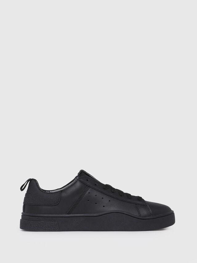 Diesel - S-CLEVER LOW W, Black - Sneakers - Image 1