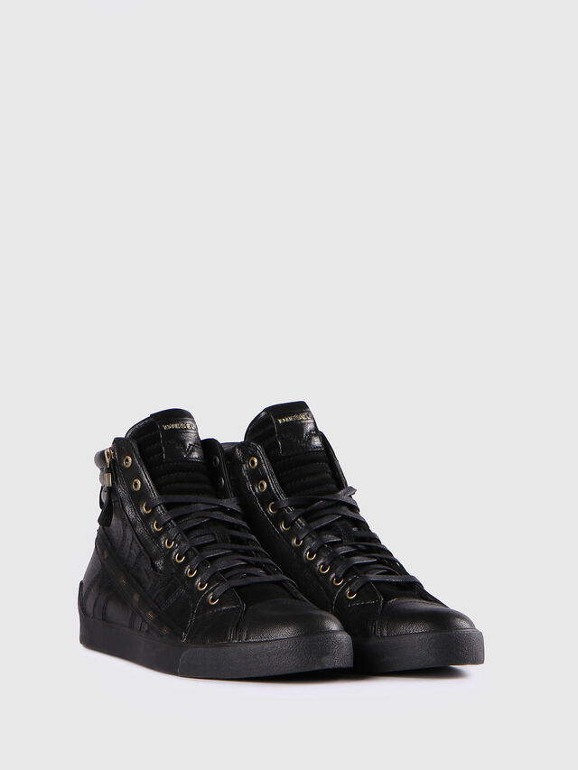 Diesel - D-STRING PLUS, Black - Sneakers - Image 2