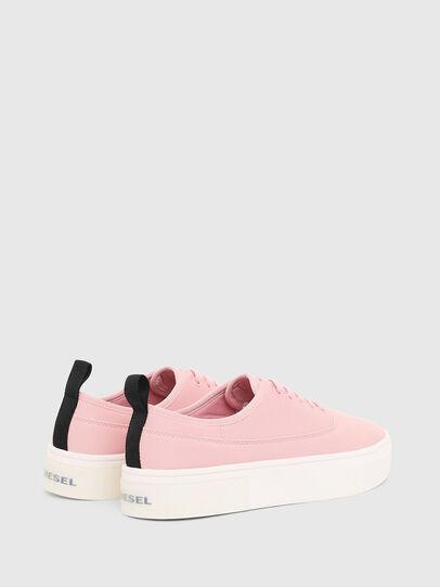Diesel - S-VANEELA LOW, Pink/White - Sneakers - Image 3