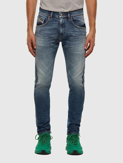 Diesel - D-Strukt 009GE, Medium blue - Jeans - Image 1