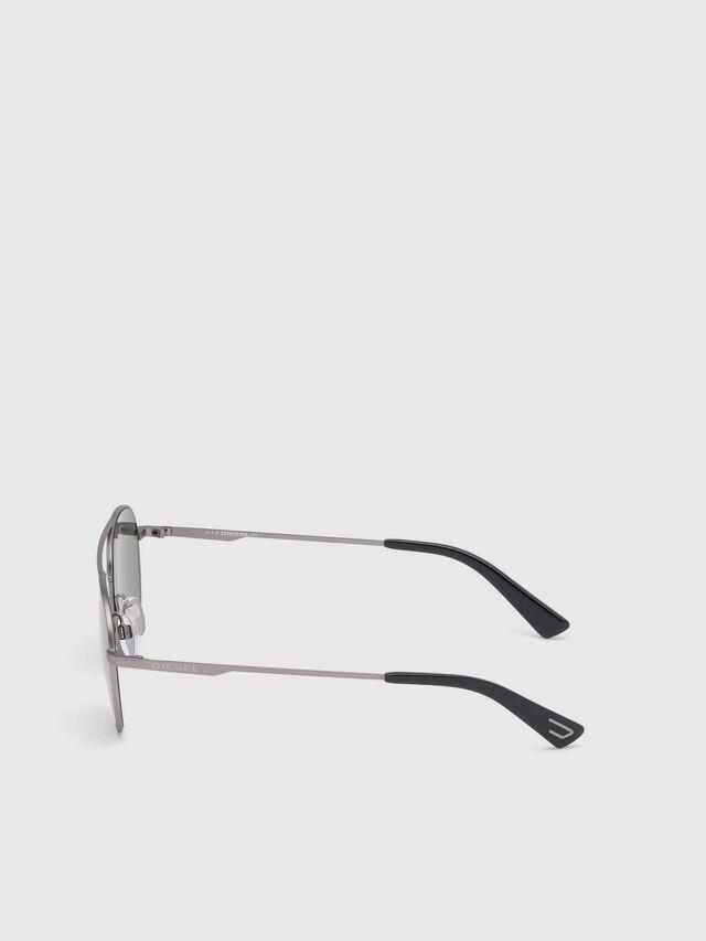 Diesel - DL0286, Dark Beige - Eyewear - Image 3
