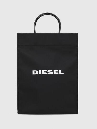 Diesel - SAKETTONE, Black - Shopping and Shoulder Bags - Image 2