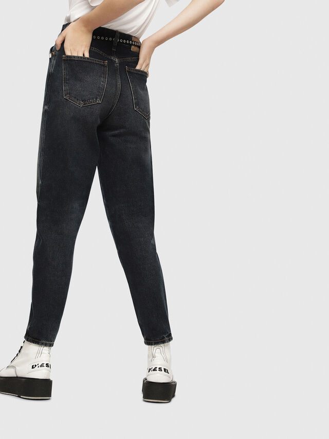 Diesel - Alys 084ZK, Dark Blue - Jeans - Image 2