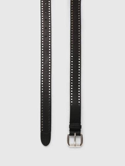 Diesel - B-LUGY, Black - Belts - Image 3
