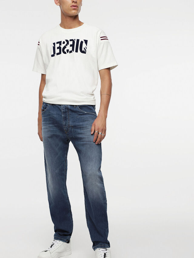 Diesel - Narrot JoggJeans 069BB, Medium blue - Jeans - Image 1