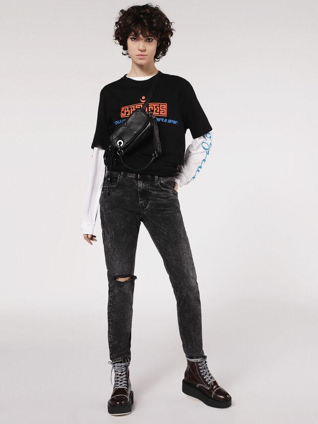 Diesel - Neekhol 069AB, Black/Dark grey - Jeans - Image 5