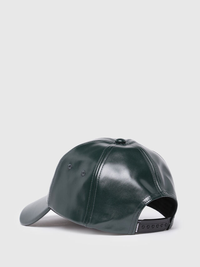 Diesel - CARINES, Bottle Green - Caps, Hats and Gloves - Image 2