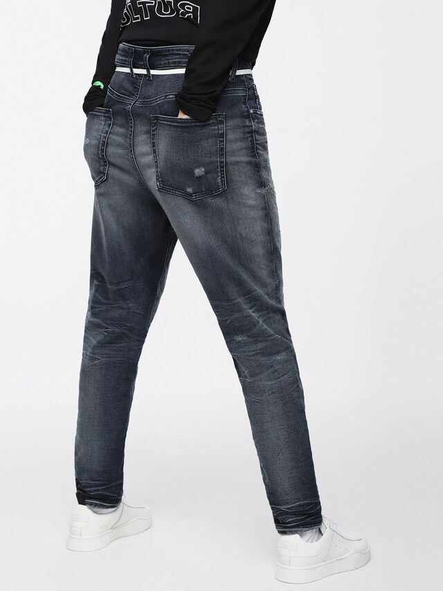 Diesel - Candys JoggJeans 069BC, Dark Blue - Jeans - Image 2