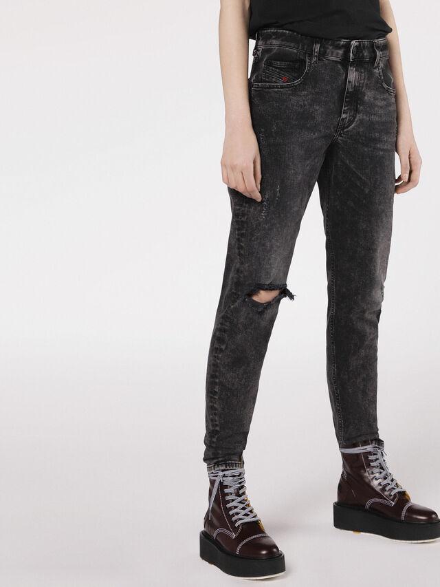 Diesel - Neekhol 069AB, Black/Dark grey - Jeans - Image 1