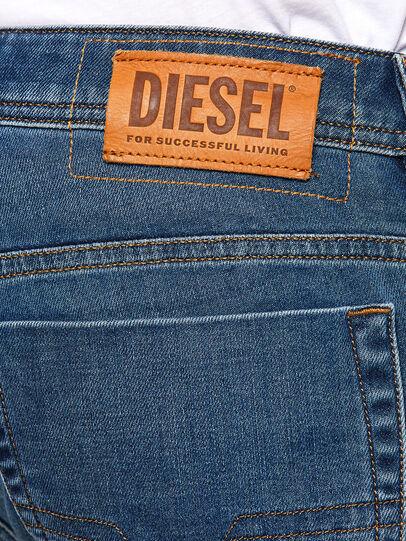 Diesel - Zatiny 009EI, Medium blue - Jeans - Image 4