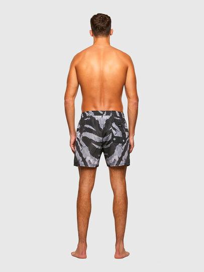 Diesel - BMBX-WAVE 2.017, Black - Swim shorts - Image 2