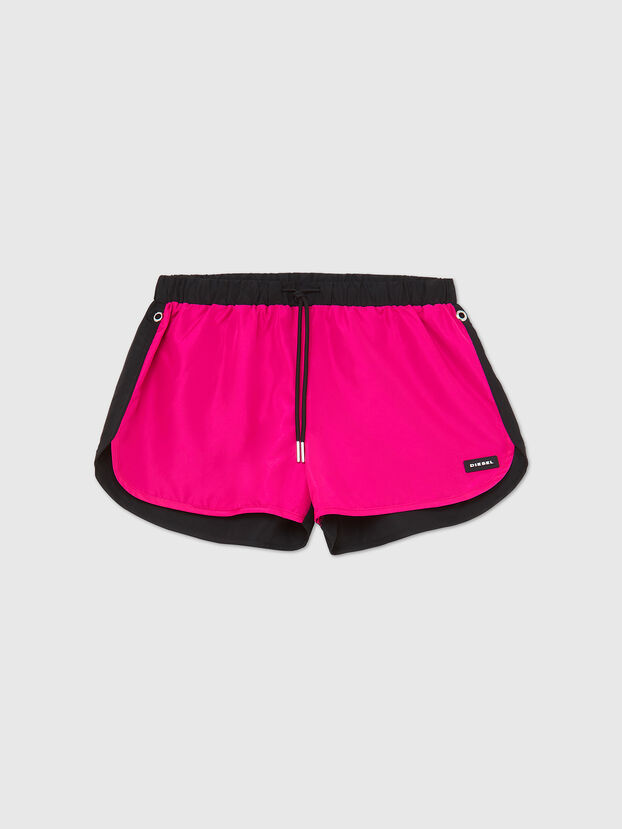 BFOWT-SHORZ, Pink/Black - Out of water
