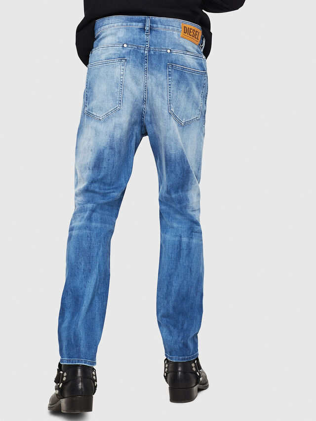 Diesel - D-Eetar 081AS, Medium blue - Jeans - Image 2