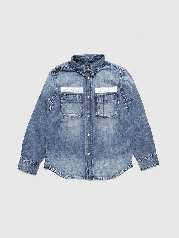 CFRED, Medium blue - Shirts