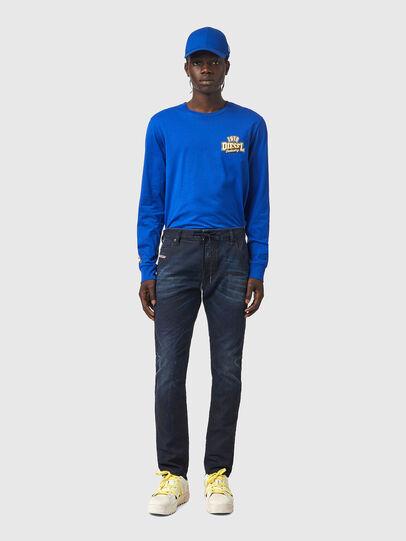 Diesel - Krooley JoggJeans® 069XM, Dark Blue - Jeans - Image 5