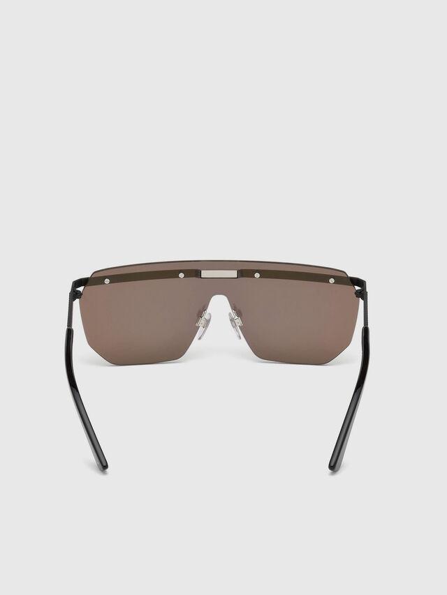 Diesel - DL0259, Green - Sunglasses - Image 4
