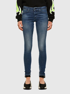 Slandy 009FF, Medium blue - Jeans