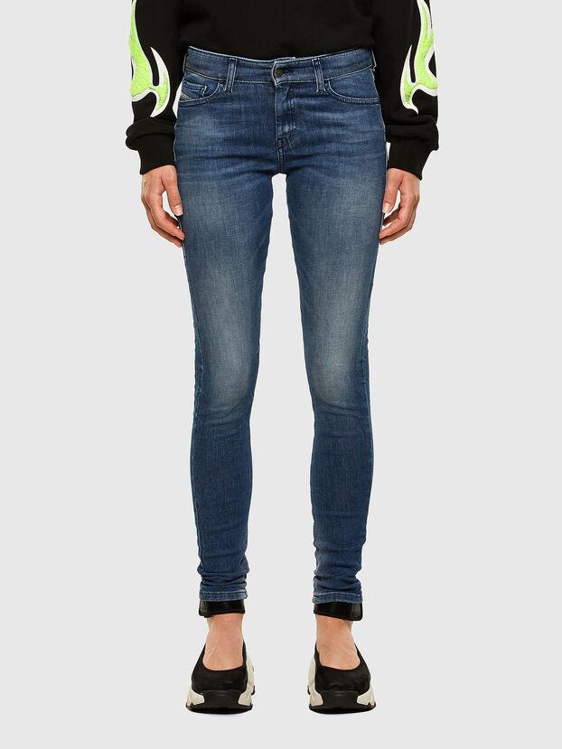 Slandy 009FF, Medium blue - Jeans