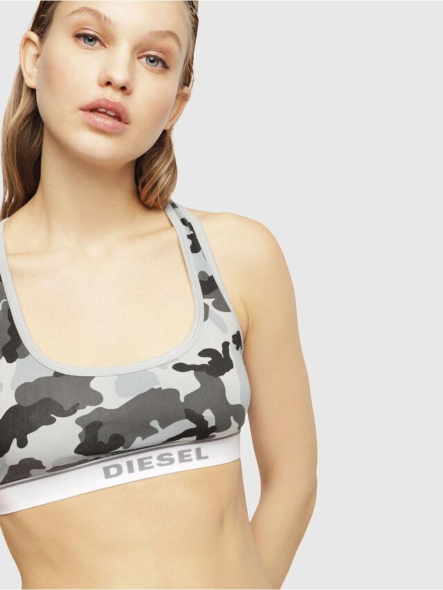 Diesel - UFSB-MILEY, Grey/White - Bras - Image 3