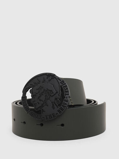 Diesel - B-TARZO, Dark Green - Belts - Image 2